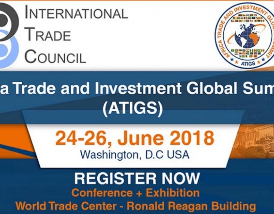 Sommet Mondial sur le Commerce et l'Investissement en Afrique