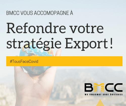 Refondre votre stratégie Export!